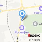 Магазин светодиодной продукции на карте Южно-Сахалинска
