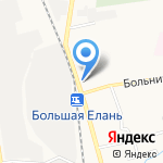 Авто Гигант на карте Южно-Сахалинска