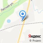 ТрансКонтейнер на карте Южно-Сахалинска