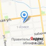 Ods group на карте Южно-Сахалинска