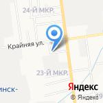 Наш край на карте Южно-Сахалинска