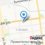 ЭКОешка на карте Южно-Сахалинска
