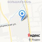 ЖБИ на карте Южно-Сахалинска