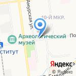 ГастрономЪ на карте Южно-Сахалинска