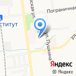 Инвестиционная компания на карте Южно-Сахалинска