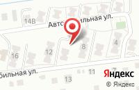 Схема проезда до компании Центр Поддержки и Развития Социальных Проектов в Южно-Сахалинске