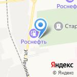 Техно-Трест М на карте Южно-Сахалинска