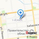 Технотэк-Сахалин на карте Южно-Сахалинска
