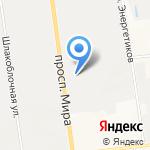 МТК на карте Южно-Сахалинска