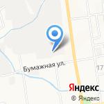 Maki65 на карте Южно-Сахалинска