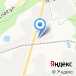 Южсахмежрайгаз на карте Южно-Сахалинска