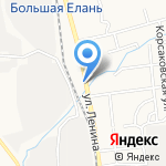 Служба заказа спецавтотехники на карте Южно-Сахалинска