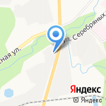 Авторемонтная мастерская на карте Южно-Сахалинска