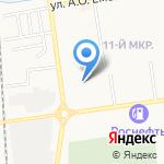 Адреналин на карте Южно-Сахалинска