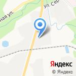 Карафуто на карте Южно-Сахалинска