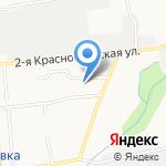 EDA! на карте Южно-Сахалинска