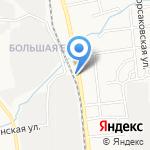 Pit Stop на карте Южно-Сахалинска