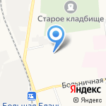 Витар на карте Южно-Сахалинска