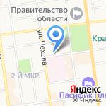 Техно-Строй ДВ на карте Южно-Сахалинска