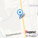 Добрый день на карте Южно-Сахалинска