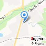 Модерн Машинери Фар Ист на карте Южно-Сахалинска