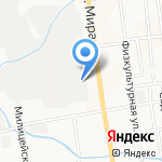 Fix Auto на карте Южно-Сахалинска
