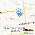 Sodexo на карте Южно-Сахалинска