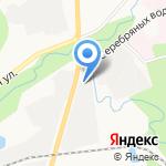 Южно-Сахалинская автобаза СОПС на карте Южно-Сахалинска