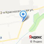 Шедевр на карте Южно-Сахалинска