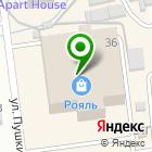 Местоположение компании Печать-М