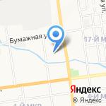 Центр Технической Помощи на карте Южно-Сахалинска