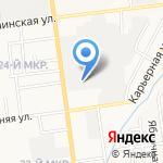 Магазин мясных и рыбных деликатесов на карте Южно-Сахалинска