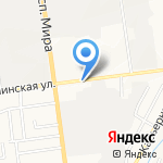 Халлибуртон Интернэшнл на карте Южно-Сахалинска