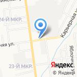 Компания по сдаче в аренду офисов на карте Южно-Сахалинска