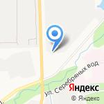 Роял Декор на карте Южно-Сахалинска