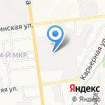 Восток-Дистрибьюшен на карте Южно-Сахалинска