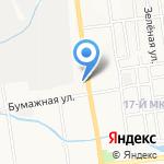 МАКСiМ на карте Южно-Сахалинска