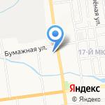 Строительный Холдинг на карте Южно-Сахалинска