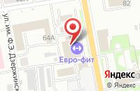 Схема проезда до компании Центр Содействия Развитию Туризма в Южно-Сахалинске