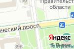 Схема проезда до компании Тили-Тесто в Южно-Сахалинске