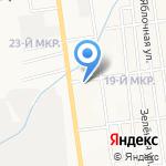 Мировые судьи г. Южно-Сахалинска на карте Южно-Сахалинска