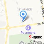 Octopus Vape Shop на карте Южно-Сахалинска