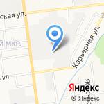 ДВ Легион на карте Южно-Сахалинска
