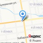 Sebastian Studio на карте Южно-Сахалинска