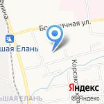 Пивной Дом на карте Южно-Сахалинска
