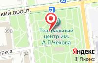 Схема проезда до компании Сахалинский Международный театральный центр им А.П.Чехова в Южно-Сахалинске