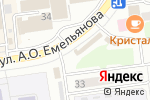 Схема проезда до компании Птицефабрика Островная в Южно-Сахалинске