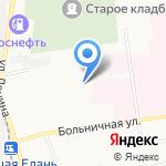 Управление капитального строительства г. Южно-Сахалинска на карте Южно-Сахалинска