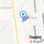 Продуктовая лавка на карте Южно-Сахалинска
