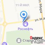 АвтоЭра на карте Южно-Сахалинска